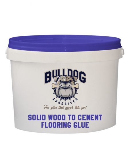 Solid Wood to Cement Flooring Glue
