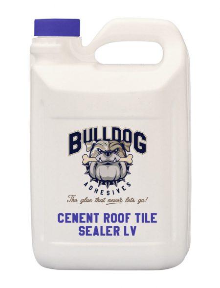 Cement roof tile sealer LV